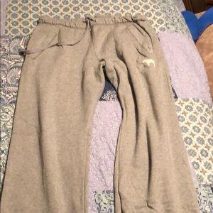 Victoria's Secret Gray sweatpants size large